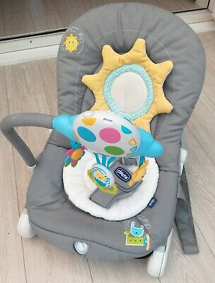 Chicco baby bouncer balloon baby Activity chair rocker musical