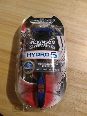 Wilkinson Sword Hydro 5 Transformers