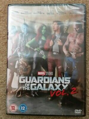 Guardians of the Galaxy Vol. 2 DVD New And Sealed.