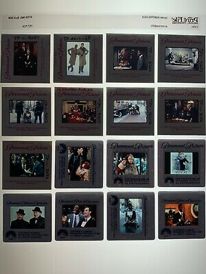 Lot 16 Trading Places Movie 35mm Photo Slide Transparencies Vtg Press Kit Promo