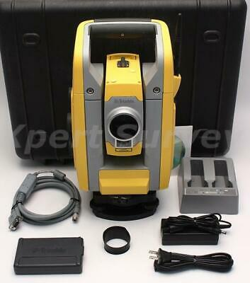 "Trimble S3 2"" DR Robotic Autolock 2.4 GHz Total Station S 3"