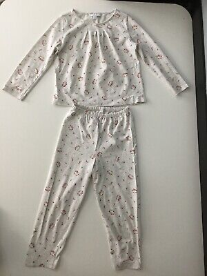 The Little White Company Girls BRAND NEW WITH TAGS Pyjamas Age 4-5 Years
