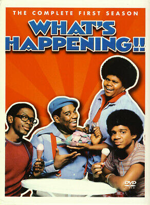 What S Happening!! The Complete First Season (1) (Boxset) (Dvd)