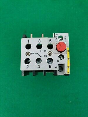 Crabtree T-16 Overload Relay 26500