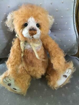 Charlie Bears SNUG 2013 Isabelle Mohair Collection FREE US SHIP