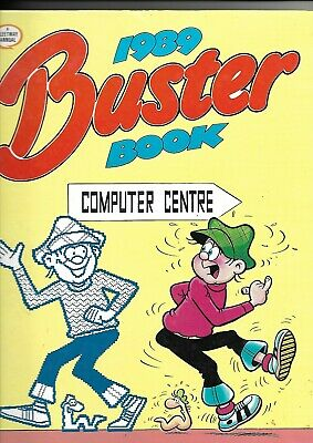 1989 Buster Book