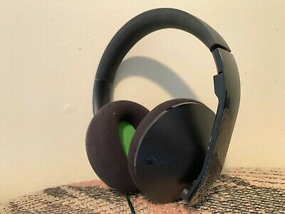 Microsoft XBOX One Official Stereo Headset Only Model 1610, 1626 Headphones