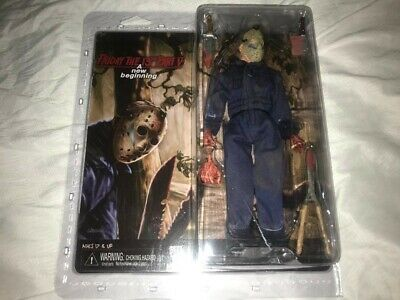 Friday the 13th part 5 imposter Jason Neca Reel Toyz figure. brand new