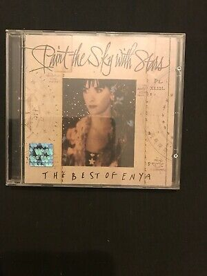 Enya - Paint the Sky With Stars: The Best of Enya - Enya CD 8EVG The Cheap Fast