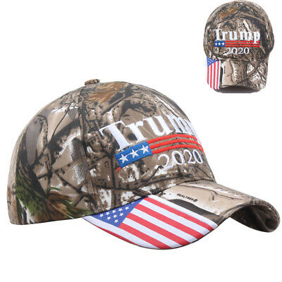 142245a4d3e3b Donald Trump Cap Keep America Great Maga hat President 2020 Realtree  Adjustable