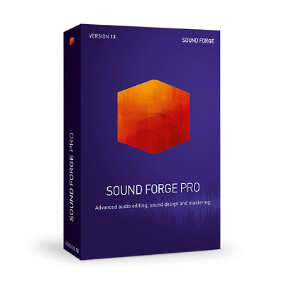 [LATEST] Sound Forge Pro 13 *REGISTERED* Instant Delivery