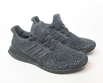 16692f0d7ab19 Adidas UltraBoost Clima Limited Shoes Black Carbon Ultra Boost CQ0022 Size  10