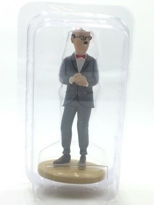 Collection Officielle Tintin Figurine Tintin N69 haddock sous coque plastique