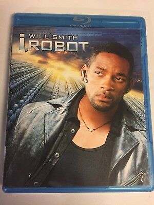 I, Robot (Blu-ray Disc, 2009) Will Smith, Not a Scratch!