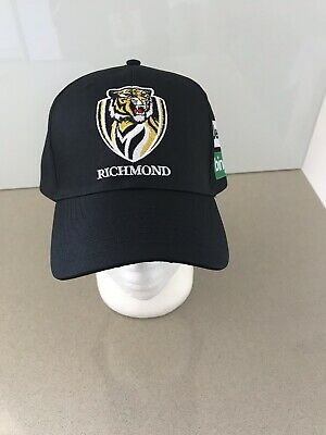 Richmond Tigers Member 2017 Cap Hat Premiers Afl Grand Final Punt Road Vfl Mcg