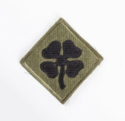 Vietnam War - Genuine U.S. 4th Army Subdued Patch