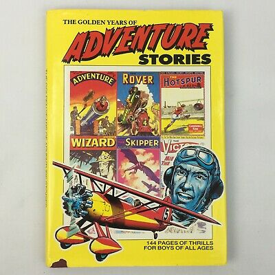 THE GOLDEN YEARS OF ADVENTURE STORIES 1991 Annual WE53146
