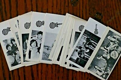 The Monkees,First Series, Trade Cards, Goodies Ltd, Pick The Cards You Require