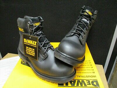 DeWalt Maxi Safety Boots  Dewalt Steel Toe Caps Mens Black Size 7
