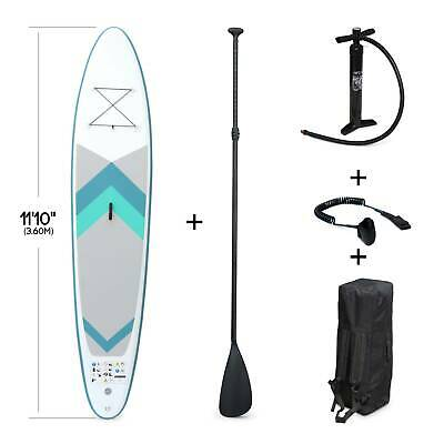 """Pack stand up paddle gonflable Lio 11'10"""" avec pompe haute pression double"""