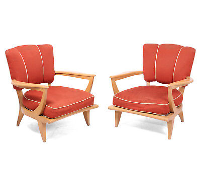 French Art Deco cocktail Chairs