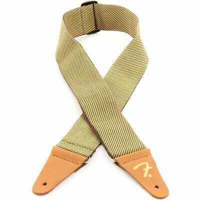 "Fender Genuine 2"" Wide Vintage Tweed Guitar Strap"