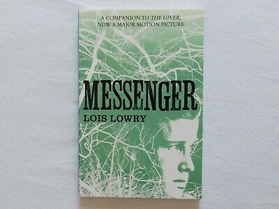 Messenger by Lois Lowry, Paperback, New, Book 3 of The Giver Quartet