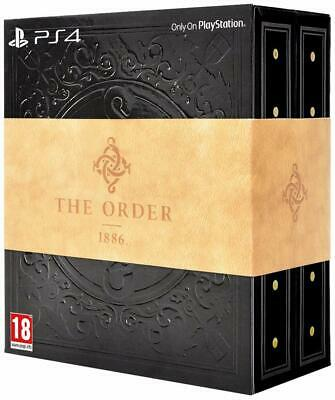 The Order 1886 (PS4) Blackwater Edition