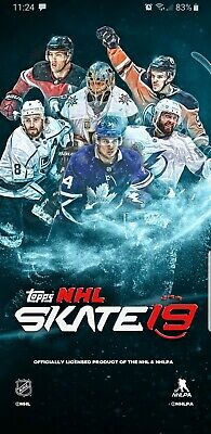 Topps NHL SKATE Card Trader ANY 9 CARDS IN MY ACCOUNT, Your Choice - Digital