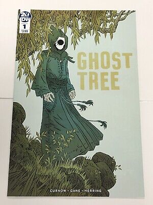 Ghost Tree 1 - IDW Publishing 2019