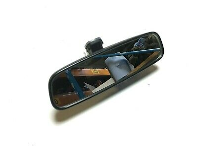 Ford Focus Mk3 Interior Rear View Mirror In Black 2015-2018