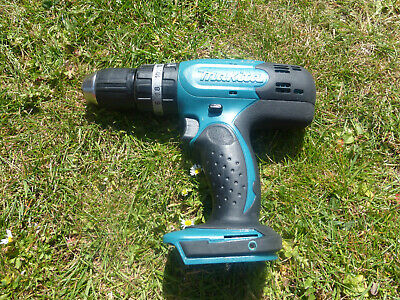 Makita Bhp453 18V Lithium-Ion Cordless Hammer Drill Body Only Shed,workshop
