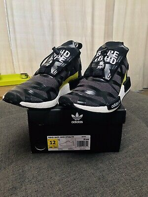 abb7610412767 ADIDAS NEIGHBORHOOD X Bape NMD Stealth TS1 US 13