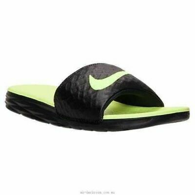 New Nike Mens Benassi Solarsoft Slides Size 9 11 12 13 705474
