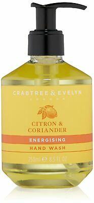 Crabtree & Evelyn Citron Conditioning Hand Wash, 250 ml
