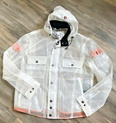 wellensteyn jacke transparent