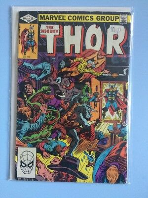 The Mighty Thor # 320 Marvel Comics 1982 FN Bronze Age