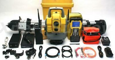 "Trimble 5603 3"" DR 200+ 2.4 GHz Robotic Total Station w/ TSC2 & GeoRadio"