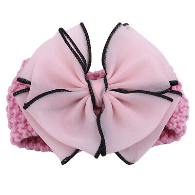 Children Hair Band Cute Bow Rabbit Headband Girl Accessory G