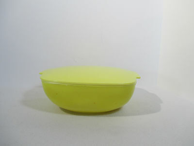 Pyrex Square Casserole Vintage Bright Yellow Bowl Lid 5258 Baker 2 1/2 Quart