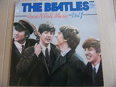 "THE BEATLES Vinyle 33 t ""ROCK N' ROLL MUSIC"" VOL 1"