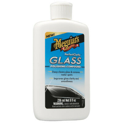 Meguiar's Meguiars Perfect Clarity Glass Polishing Compound Car Windsreen