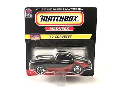 90s Matchbox Taco Bell exclusive '62 Corvette