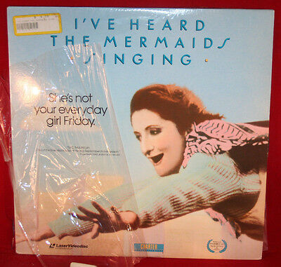LASERDISC (M)  * I've Heard the Mermaids Singing * Sheila McCarthy Extended Play