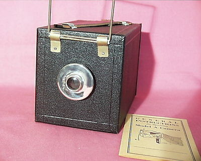 .Daydark Specialty Co. Model A, Unused...Amateur Size Tintype Camera, Very Rare