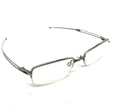 8b0de72fad9a Oakley Frag Eyeglasses RX Frame Ox5045-0253 Polished Brown 53mm Glasses P8