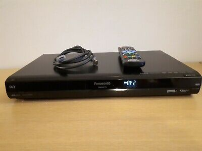 Panasonic DMR-EX773 / DVD and HDD Recorder/ HDD 160GB / HDMI / FREEVIEW