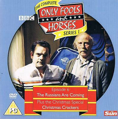 Only Fools And Horses Christmas Special 28/12/81 TV Episode DVD