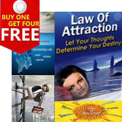 Low of Attraction Ebook Bonus PDF Ebooks With Master Resell Rights Free Shipping
