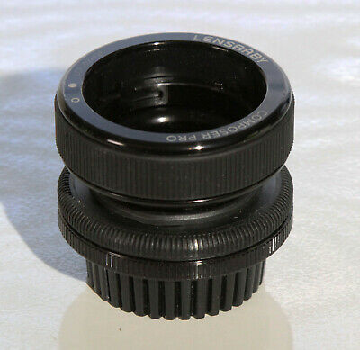 Lensbaby Composer Special Effects Lens for Nikon F Mount